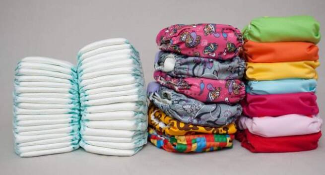 Cloth Diapers- Why, When and How to use?